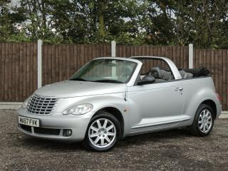 CYRYSLER PT CRUISER TOURING CONVERTIBLE ONLY 51,000 MILES FULL HISTORY