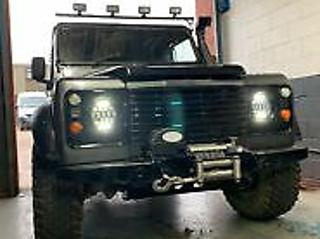Defender 90 200tdi 1992 modified unfinished project swap hilux ranger pickup 4x4