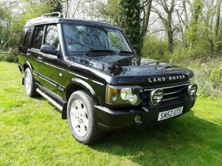 DISCOVERY 2 Metropolis 4.0 V8 with LPG Spares or Repair