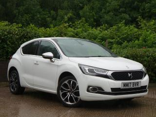 DS DS 4 1.6 BLUEHDI PRESTIGE 5DR 5 DOOR HATCHBACK, 12365 miles, £11030