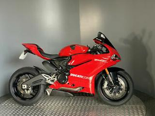 Ducati 959 Panigale 2016 66 Plate 6147 miles with under exhaust conversion