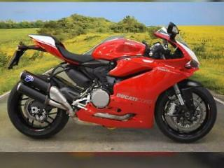 Ducati 959 Panigale 2016 *ONLY 2816 Miles, EBC, DQS, ABS, DTC