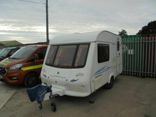 ELDDIS AVANTE 362 2 BERTH TOURING CARAVAN. 2004 MODEL. EXCELLENT CONDITION