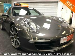 FACELIFT PORSCHE 911 991 3.8 PDK CARRERA S COUPE TIPTRONIC*AGATE GREY MET