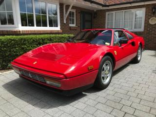 FERRARI 328 GTS QV 1989 Stunning and in Stock Full History UK Registered