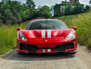 Ferrari 488 PISTA 3.9 720ps Auto Seq 2019
