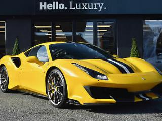 Ferrari 488 Pista Coupe *ATELIER SPECIFIED EXAMPLE PHYSICAL CAR!