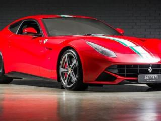 Ferrari F12berlinetta 6.2 F1 Dual Clutch 2dr Factory Painted Stripe 2017, 2533 miles, £254990