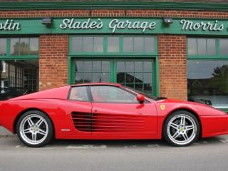 Ferrari F512 M LHD 1 of 459 Coupe 1995, 29141 miles, £189950