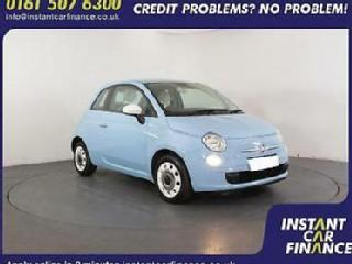 Fiat 500 1.2 69bhp 2014MY Colour Therapy