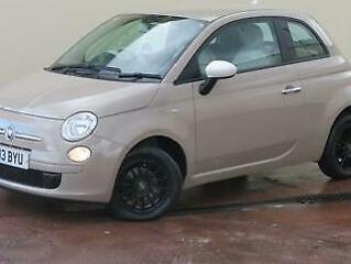 FIAT 500 1.2 69BHP COLOUR THERAPY 2013 13 WITH ONLY 30,297 MILES
