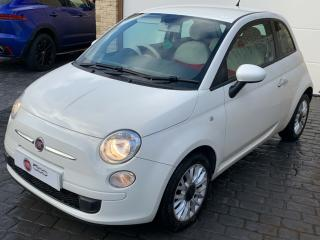 FIAT 500 1.2 AUTOMATIC ONLY 66K MILES FULL MOT F/S/H 2 PREVIOUS OWNERS AUTO