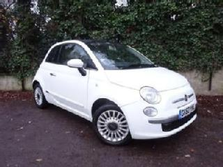 FIAT 500 1.2 LOUNGE 3D GOOD AND BAD CREDIT CAR FINANCE AVAILABLE