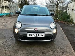 Fiat 500 1.2 POP, 3 Doors, Remote Central Locking, £30 Annual Road Tax, HPI Clea