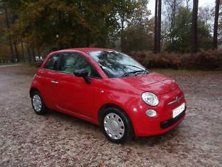 Fiat 500 1.2 POP, ONLY 20,000 MILES, FULL HISTORY AND MOT!