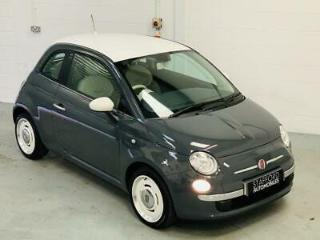 FIAT 500 VINTAGE 57 2015 65 TECH HOUSE GREY MANUAL 1.2 PETROL HATCH