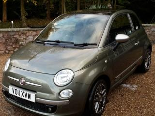 Fiat 500 by Diesel limited edition 1.2 petrol