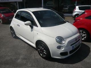 Fiat 500 S 3dr PETROL MANUAL 2014/64