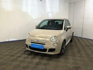 Fiat 500 S with No Credit Scoring Finance