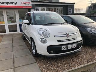 Fiat 500L 1.4 Pop Star 5dr Year 2013 finance Available