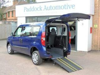 Fiat Doblo 1.4 MyLife Disabled Wheelchair Adapted Vehicle WAV