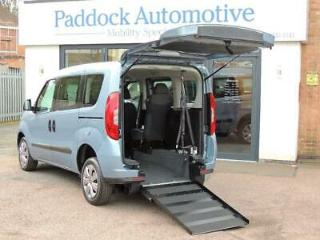 Fiat Doblo 1.6 MultiJet Easy Disabled Wheelchair Adapted Vehicle WAV