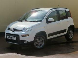 FIAT PANDA 1.3MULTIJET 4X4 2013 63 WITH 49,718 MILES & 8 SERVICE STAMPS