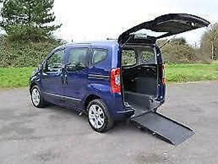 Fiat Qubo 1.3TD 75bhp MyLife Wheelchair Accessible 2013 / 13 @ MCD Cars