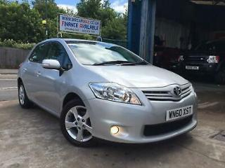 FINANCE FOR £52 PER MONTH 2010 TOYOTA AURIS 1.3 VVT i TR