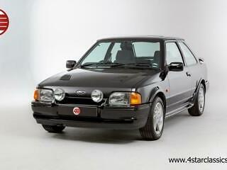 FOR SALE: Ford Escort RS Turbo 1.6 1991 / Just 12k Miles!