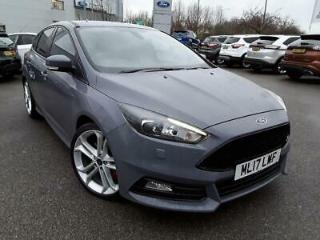FORD 2.0 TDCI 185PS ST 3 5DR STEALTH GREY