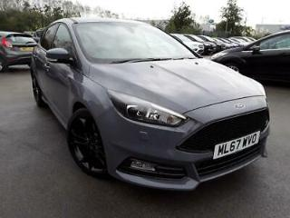 FORD 2.0T ECOBOOST ST 3 5DR STEALTH GREY