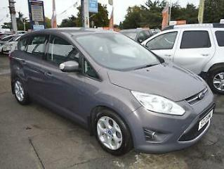 Ford C MAX 1.0T 100ps EcoBoost s/s 2013.25MY Zetec ONE OWNER
