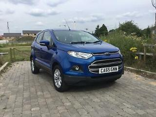 Ford EcoSport 1.5 Ti VCT 112ps Powershift 2015 Zetec
