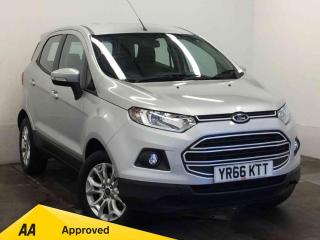Ford EcoSport 1.5 Zetec 5 door Powershift Hatchback, 5737 miles, £10289
