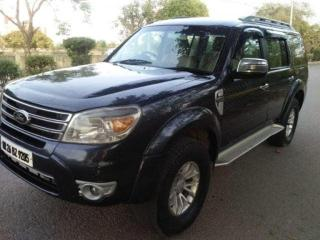 ford endeavour 2013 3.0L 4X4 AT