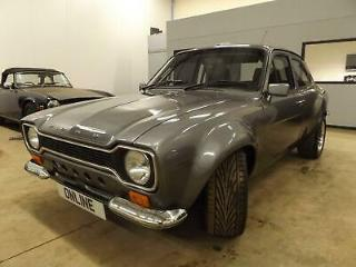 FORD ESCORT Grey Manual Petrol, 1968
