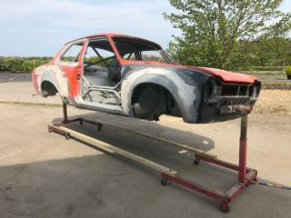 Ford Escort Mk1 Group 4 Rally shell,newly built