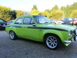 Ford Escort MK1 RS2000/MEXICO RECREATION GROUP 4 SPEC AWESOME CAR
