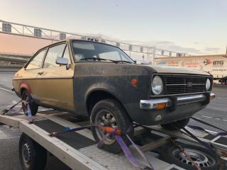 Ford Escort MK2 2 door ideal Rs 2000 Mexico group 4 Rally car very solid