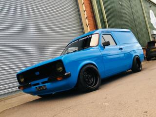Ford escort mk2 van st170 may px/swap cosworth, focus RS, why
