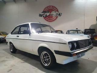 Ford Escort RS2000 Recently Restored
