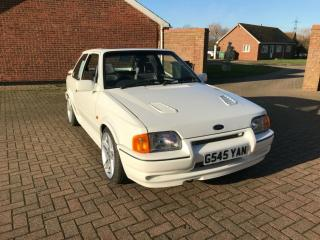 Ford escort rs turbo s2 2.1zvh