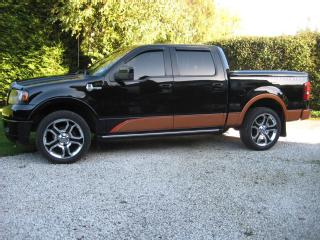 FORD F150 Harley Davidson, AMERICAN PICKUP, 4X4, ONLY 28K MILES. LPG