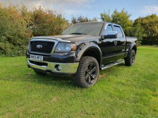 FORD F150 MONSTER TRUCK 4X4 2006 V8 AUTO