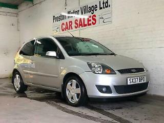 Ford Fiesta 1.25 2007.25MY Zetec Climate 26000 WARRANTED MILES 1 OWNER SERVICE