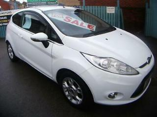 Ford Fiesta 1.25 82ps Zetec PRIVACY GLASS ISOFIX 15 ALLOYS AIR CONDITIONING