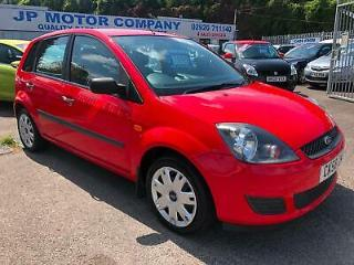 Ford Fiesta 1.25 Style LOW MILEAGE NEW CLUTCH CHEAP 5 DOOR