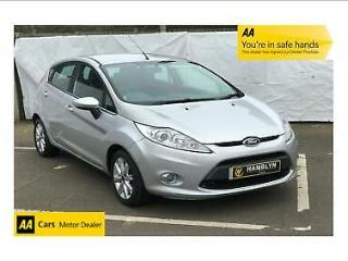 Ford Fiesta 1.4 2009 Zetec Only 28,622 Miles ! Full Ford Service History