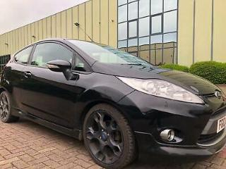 Ford Fiesta 1.6 134ps 2012MY Metal
